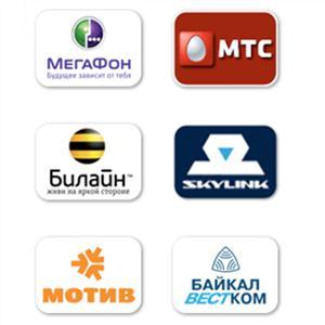 Операторы сотовой связи Шаранги