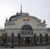 Железнодорожные вокзалы в Шаранге