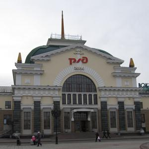 Железнодорожные вокзалы Шаранги